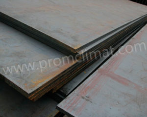 Черная сталь - компания «ПРОМКЛИМАТ»
