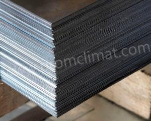 Оцинкованная сталь листовая - компания «ПРОМКЛИМАТ»