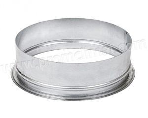 Врезка круглая прямая