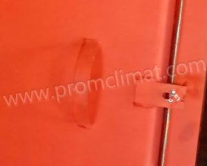 Ручка герметичной двери