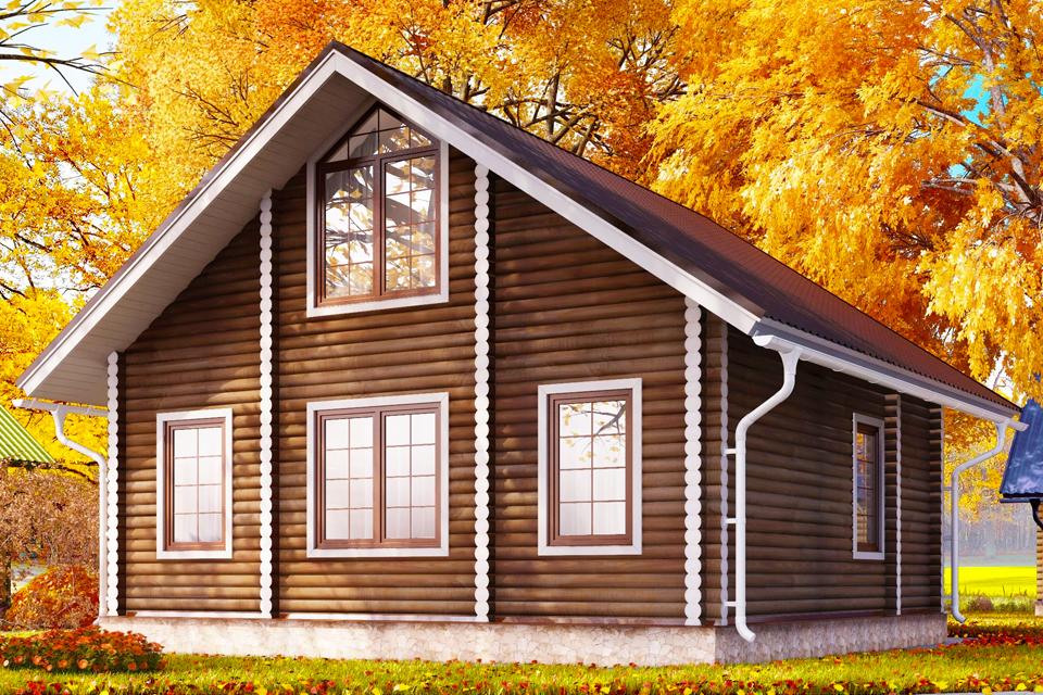 Вентиляция деревянного дома